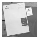 ontwerp, visitekaartjes, drukwerk